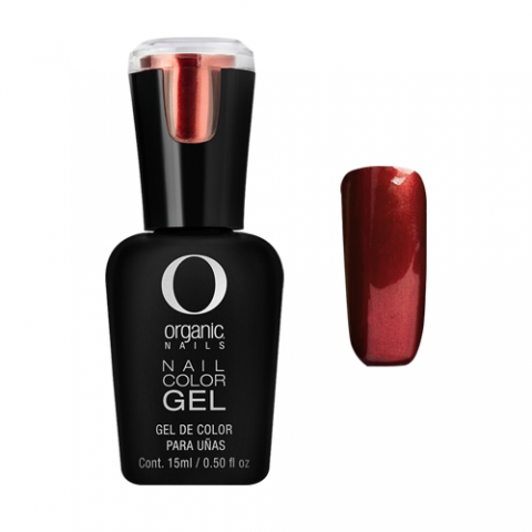 COLOR GEL IRON RED 15ml